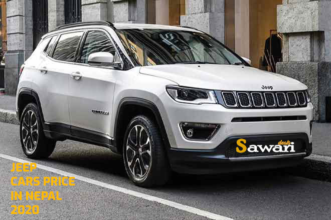 Jeep SUV Price in Nepal 2020