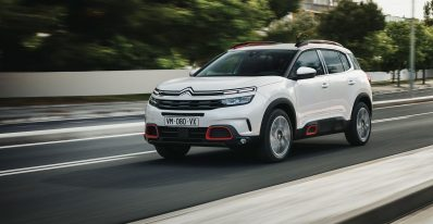 Citroen C5 Aircross price, specifications, Financing, image in Nepal